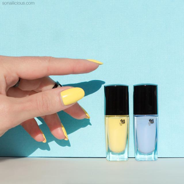 lancome nail polish review