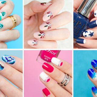 12 freehand nail art ideas to try