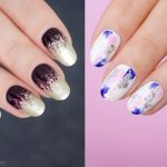 Tutorial: 3 Easy Christmas Nail Designs