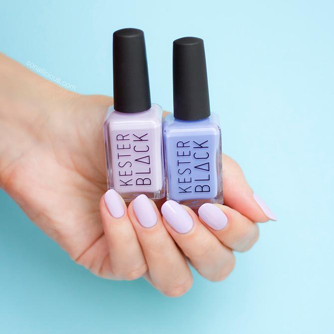 kester black nail polish review, sm