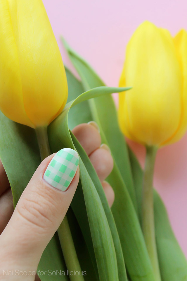 pastel nail art, easter nails how to