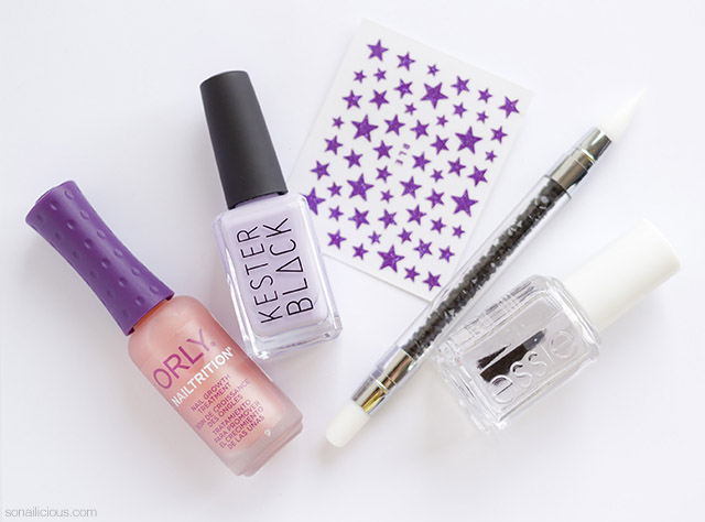 star nails how to