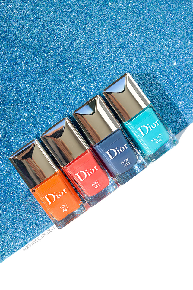 dior summer 2018 beauty collection