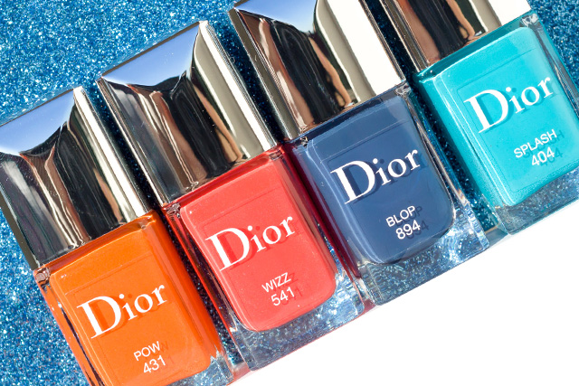 dior summer 2018 nail polish collection