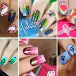 Summer Nail Stickers: 15 Brilliant Manicure Ideas to Try