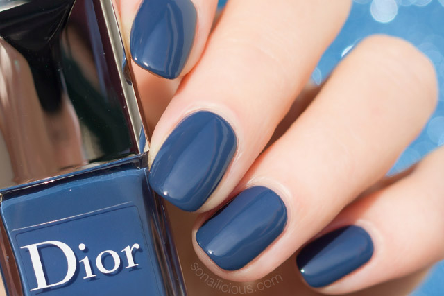 dior blop nail polish review swatches