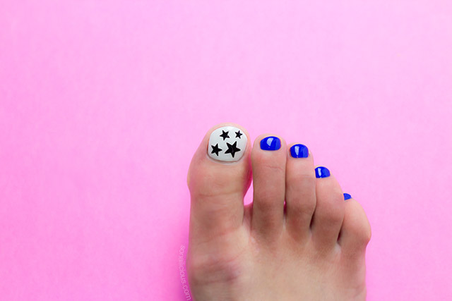perfect pedicure design