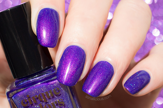 beautiful nail polish cirque colors dusky skies