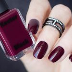 The Perfect Dark Red Nail Polish For This Fall and Beyond