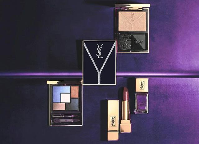 YSL fall 2018 makeup