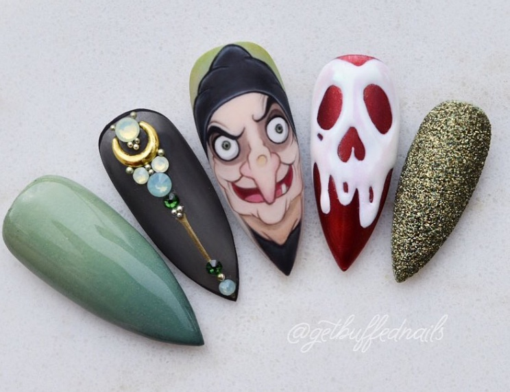 the old hag nails