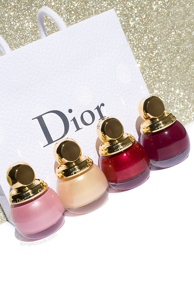 dior diorific midnight wish collection review