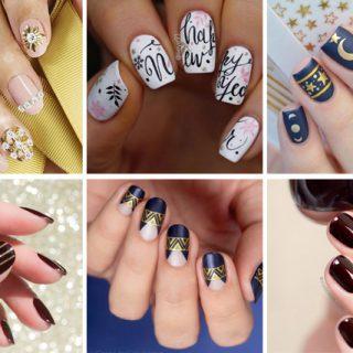 14 New Years nail designs