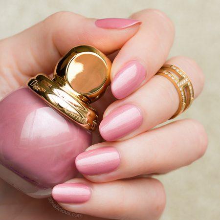 dior nail polish diorific lively swatch