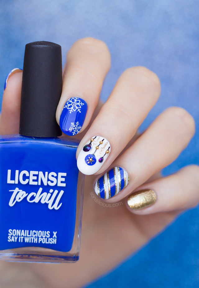 license to chill nails