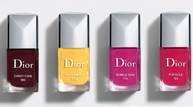 Dior Lolli Glow spring 2019 nail polish