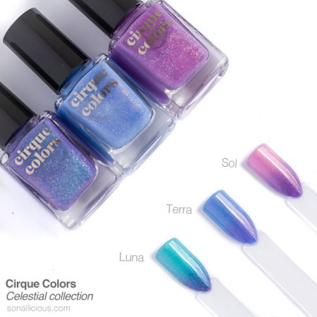 cirque colours terra nail polish review