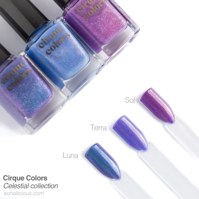 cirque colours thermal nail polish review