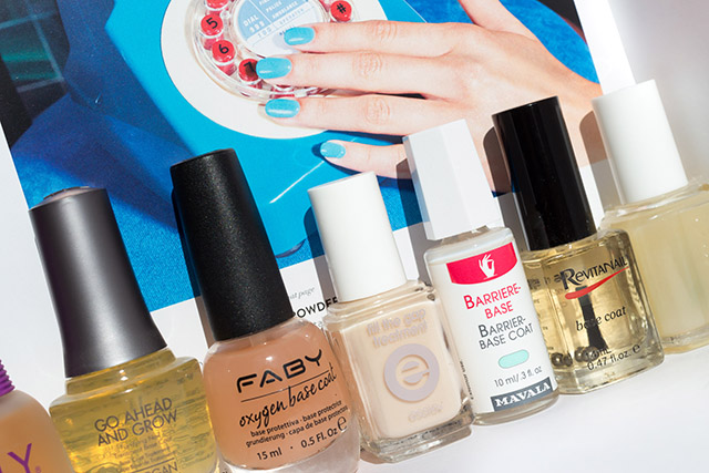 10 base coats for every nail need