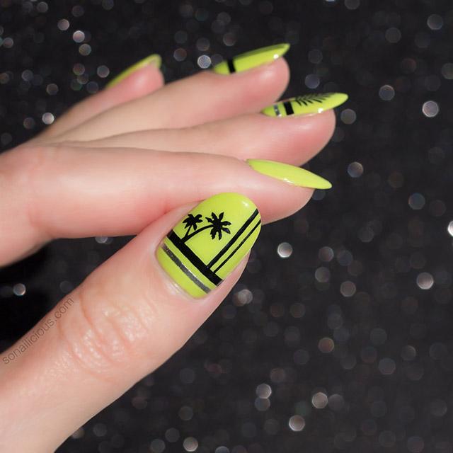 australian halloween nails