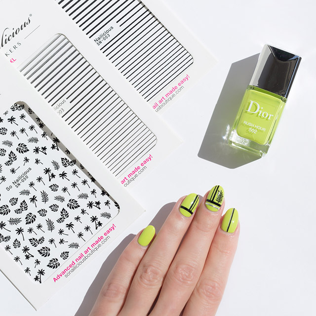the best nail stickers sonailicious stickers