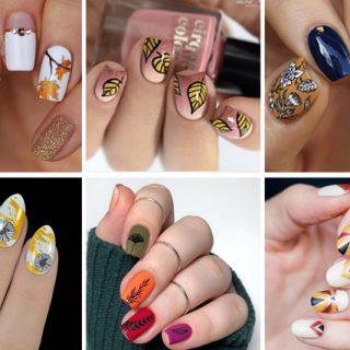 12 fall nail ideas
