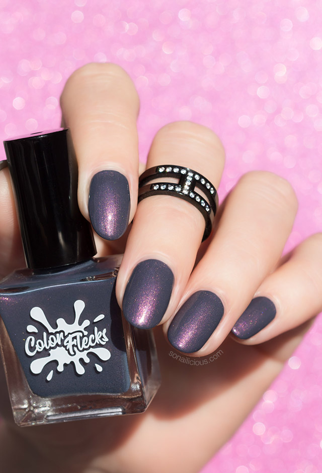 colorflecks dark fog halloween nail polish