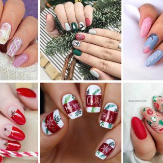 12 christmas nail art