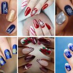 14 Sensational Snowflake Nail Designs to Try