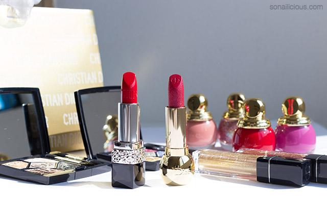 dior diorific happy 2020 makeup collection