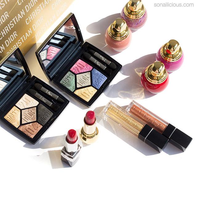 dior diorific happy 2020 makeup nail polish, 3