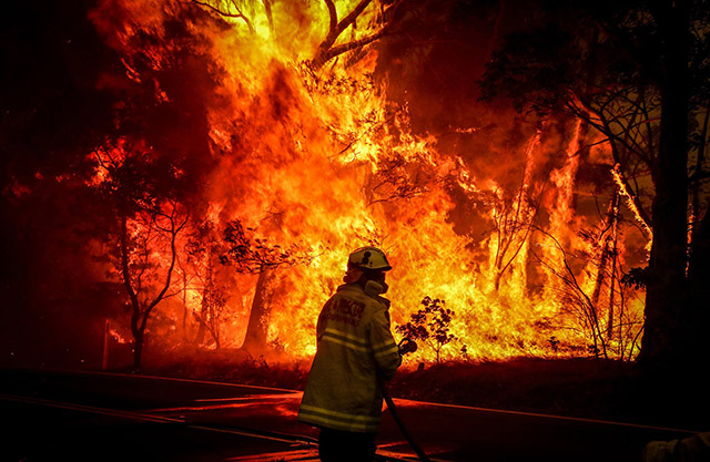 Australia bushfire catastrophe facts new south wales 2019 2020