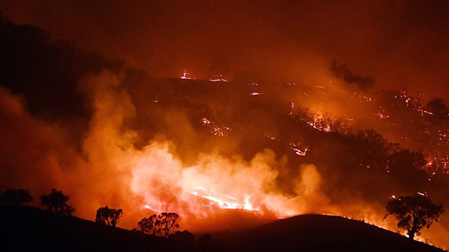 Australian fires facts, cause, how big are the fires