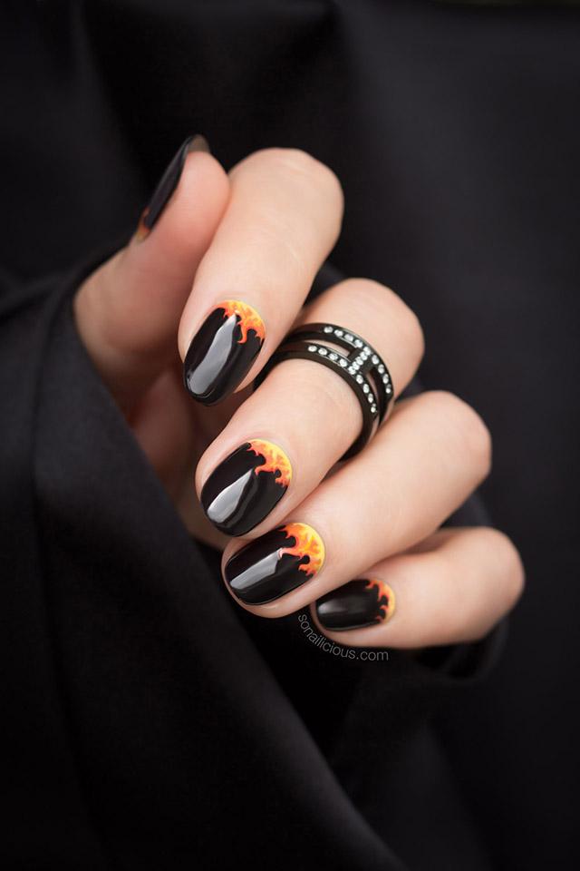 australia fire nails